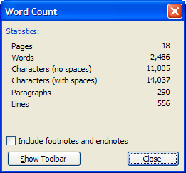 essay word count include To insert a word count into a word how can i automatically insert the word count into my word document to insert a word count into a word 2016 document.