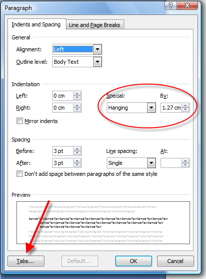 How to create a template in word 2007 with fields