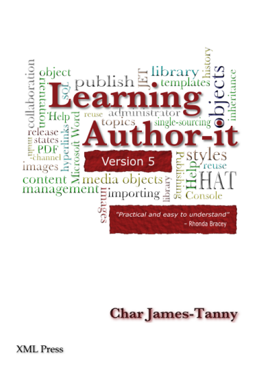 Front cover of Learning Author-it book