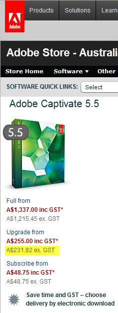 Adobe cybertext newsletter update fandeluxe Images