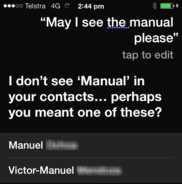 Can Siri Deal With Australian Accents Cybertext Newsletter